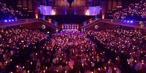 Christmas Eve Candlelight Service @ 6PM