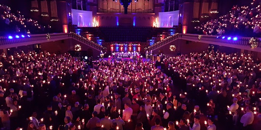 Christmas Eve Candlelight Service @ 4PM