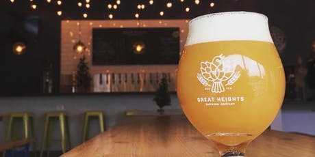 Business and Brews December Networking at Great Heights Brewing tickets