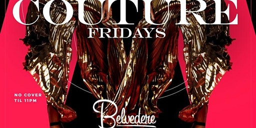 Couture Fridays At Belvedere