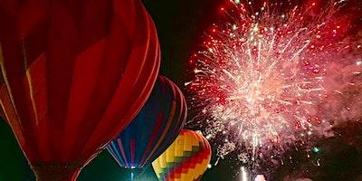 Bert Ogden FREE Hot Air Balloon Festival