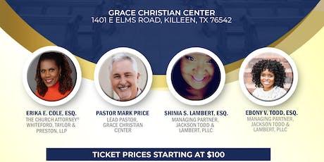 Church Law Conference: The Church  Through a Modern Lens tickets
