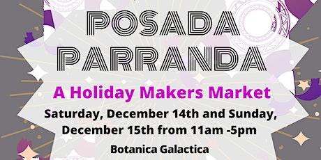 Mercado Magic- Holiday Parranda Market  tickets
