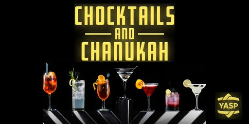 Chocktails and Chanukah