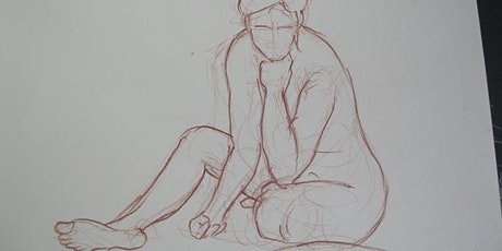 Drawing workshop - Measured life drawing #2 (foreshortening) tickets