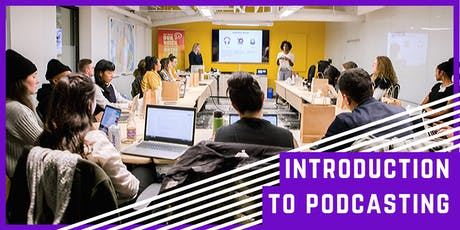 Introduction to Podcasting Workshop tickets