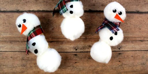 Snowman Craft & Story Time