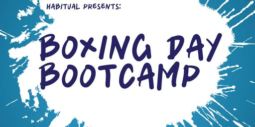 Boxing Day Bootcamp
