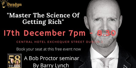 Science Of Getting Rich tickets