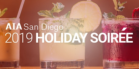 AIA  San Diego  Annual Holiday  Party  2019 tickets