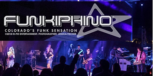 VIP Dinner, Drinks and Dancing with Funkiphino