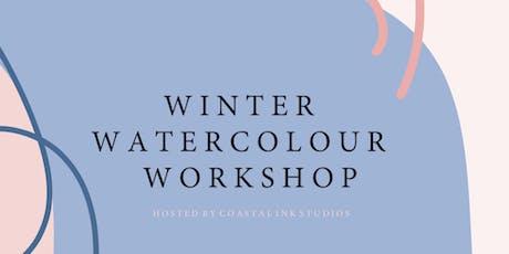 Winter Watercolour Workshop tickets