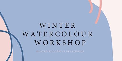 Winter Watercolour Workshop