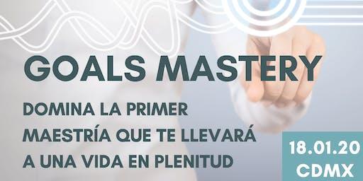 Goals Mastery