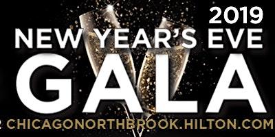 Hilton Northbrook | New Year's Eve Gala