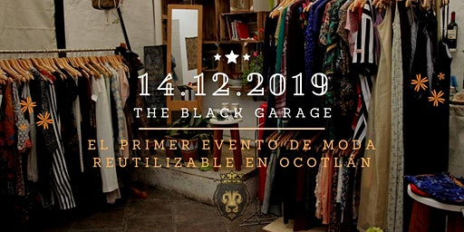 The Black Garage. Venta de moda reútilizable