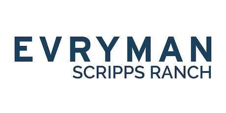 EVRYMAN Scripps Ranch group meeting tickets
