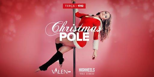 Christmas Pole | Valen Bar