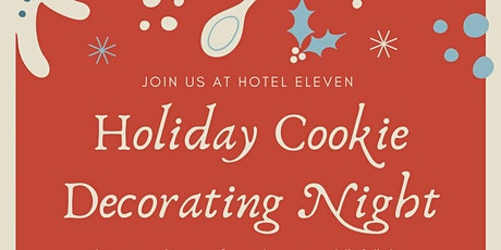 Holiday Cookie Decorating Night tickets