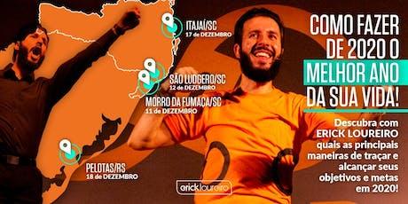 Tour com Erick Loureiro - São Ludgero ingressos