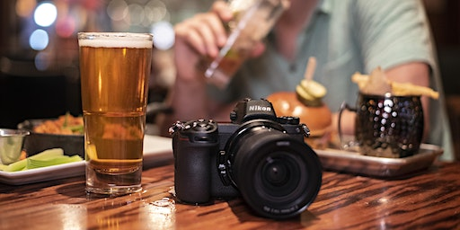 Nikon Night at Corner Brewery - Try New Gear and Build Your Portfolio! (FREE)