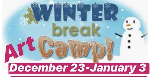 Winter Break Art Camp