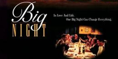 Free Movie (incl Popcorn and a Drink) - Big Night tickets