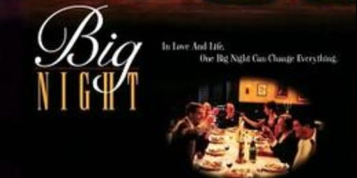 Free Movie (incl Popcorn and a Drink) - Big Night