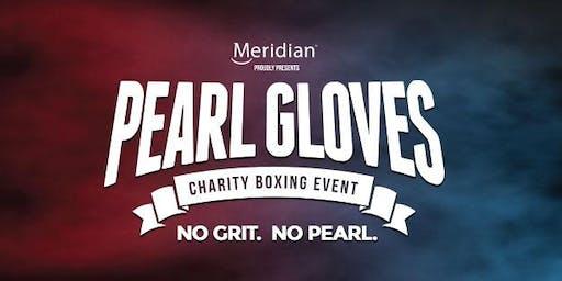 2019 Pearl Gloves Cheque Presentation