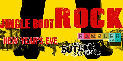 Jingle Boot Rock 2019 - New Year's Eve Party