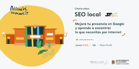 Charla SEO Local Mejora tu presencia en Google CAROLINAS ALTAS-PLA entradas