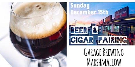 Beer & Cigar Pairing tickets