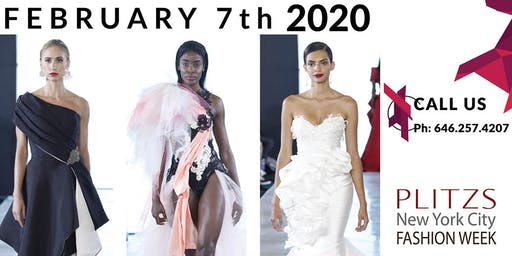 Denver Fashion Week 2020.Free Show Tickets For Ny Fashion Week Shows Limited Time