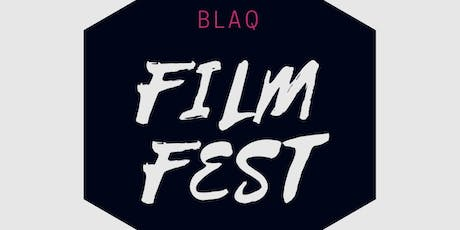 BlaQ Film Festival tickets
