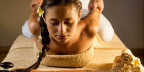 Restorative Yoga & Massage tickets