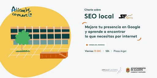 Charla SEO Local Mejora tu presencia en Google VIRGEN DEL REMEDIO