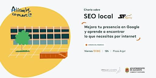 Charla SEO Local Mejora tu presencia en Google VIRGEN DEL REMEDIO