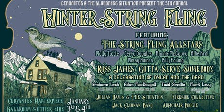 5th Annual Winter String Fling (FRIDAY) tickets
