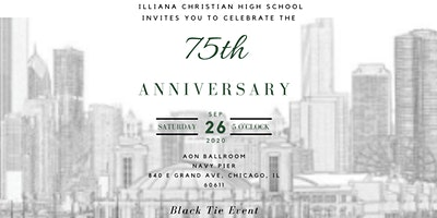 Illiana Christian High School's 75th Anniversary