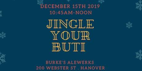 Jingle Your Buti tickets