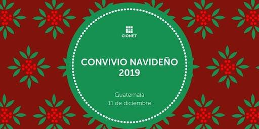PRIMER CONVIVIO NAVIDEÑO CIONET GUATEMALA