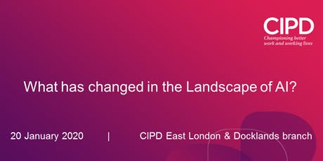 What has changed in the Landscape of AI? tickets