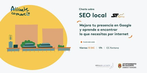 Charla SEO Local Mejora tu presencia en Google PLAYA DE SAN JUAN
