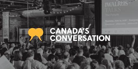 The Walrus Talks Impact Toronto 2020 tickets
