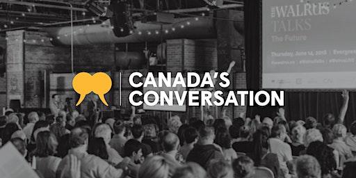 The Walrus Talks Impact Toronto 2020