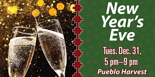 New Year's Eve at the Indian Pueblo Cultural Center
