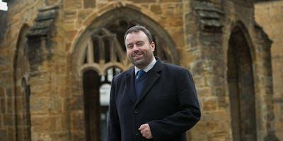 Meet Chris Loder: Standing to be your next West Dorset MP