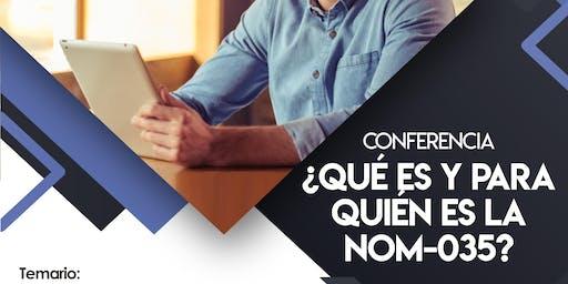 Guadalajara ¿Qué es y para quién es la NOM-035?