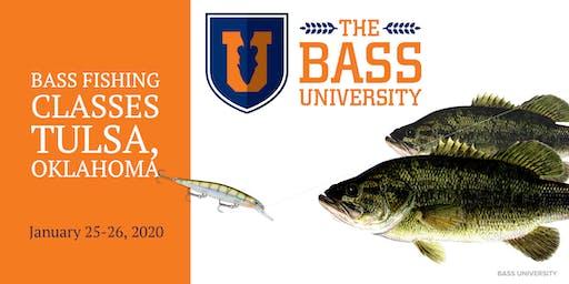 Bass University Fishing Classes - Tulsa, Oklahoma