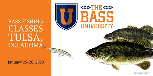 Bass University Fishing Classes - Tulsa, Oklahoma